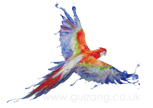 parrot(Sold201610)