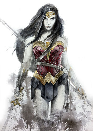 wonder woman201710(sold)