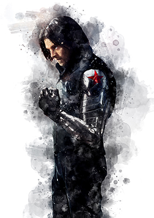 116 Bucky (Winter soldier)