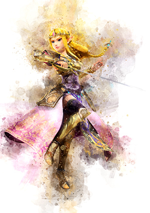 138 Princess Zelda (The Legend of Zelda)
