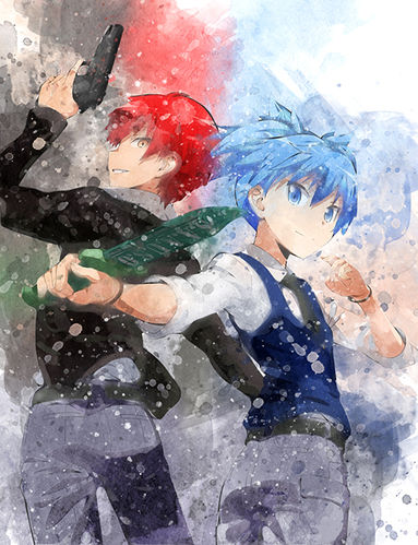 184AssassinationClassroom