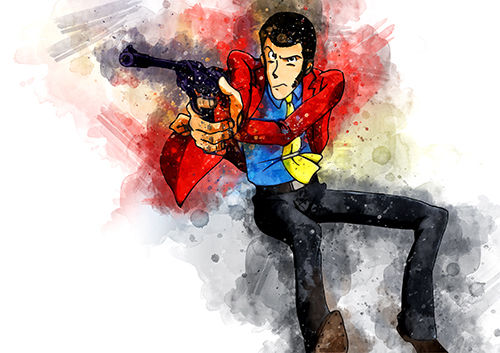 195 Lupin (Lupin the Third)