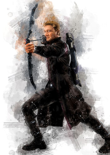 197 Hawkeye/Clint Barton (The Avengers)