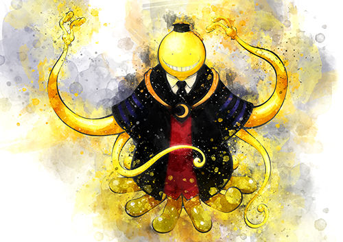 201 Korosensei (Assassination Classroom)