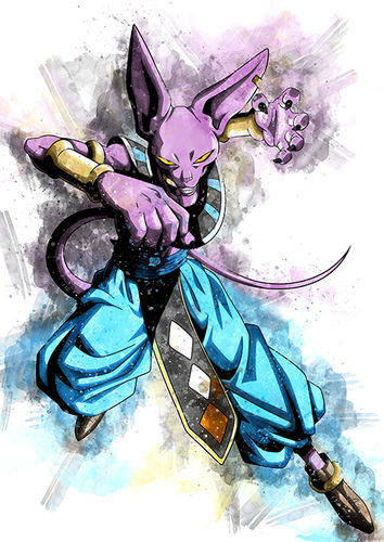 208 Beerus (Dragon Ball Z)
