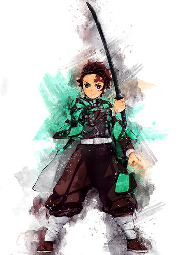 212 Tanjiro Kamado (Demon Slayer)