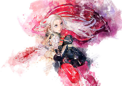 213 Edelgard (Fire Emblem: Three Houses)