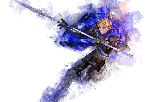 214 Dimitri (Fire Emblem: Three Houses)