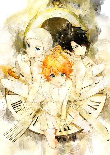 221 The Promised Neverland